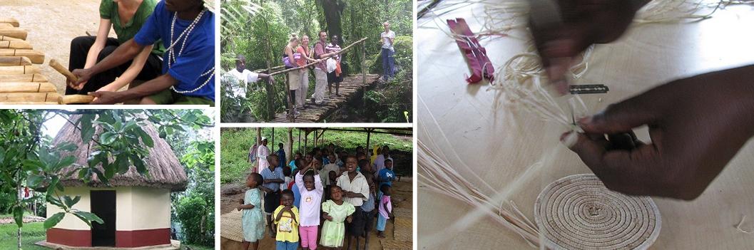 community-walk-bwindi