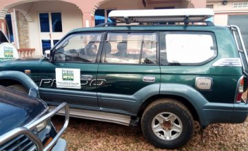 4X4 Landcruisers for hire/rent in Uganda