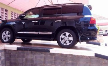 Luxury Cars for hire/rent in Uganda