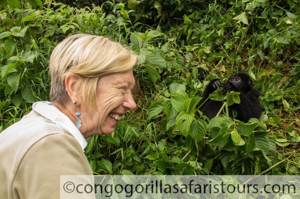 Rwanda Gorilla Trekking Information
