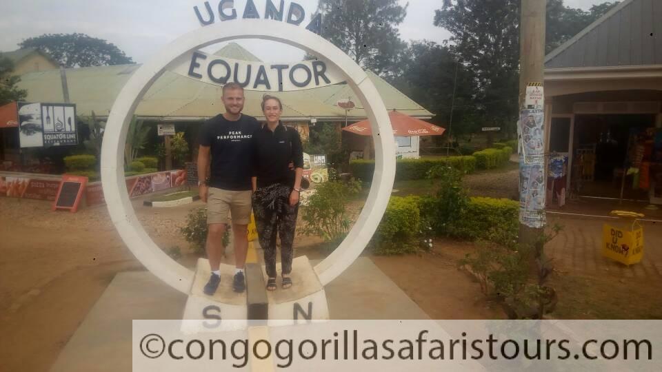 8 days Uganda gorilla safari Bwindi Impenetrable National Park & Mount Nyiragongo hiking tour Congo