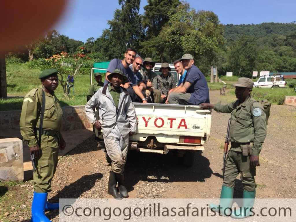 CONGO TRAVEL INFORMATION