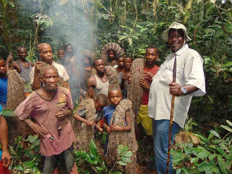 Okapi Game Reserve Congo